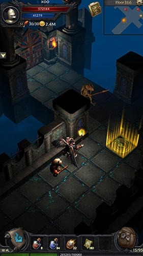 Ever Dungeons: Hunter King Android Game Image 4