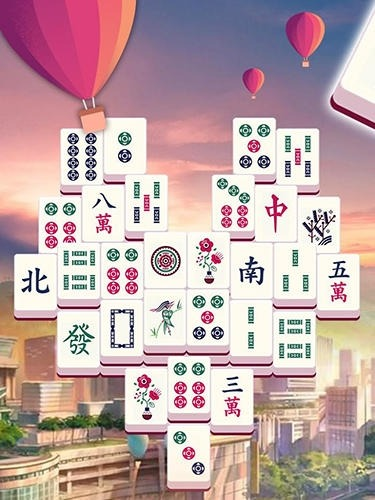 Mahjong Tours Android Game Image 3