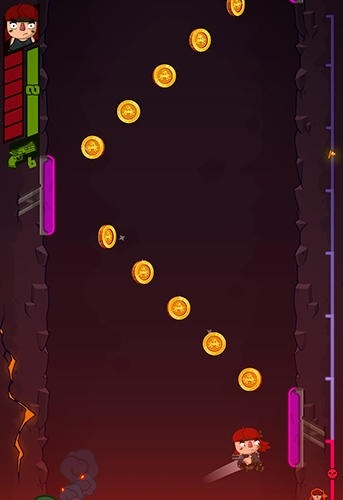 Monte Fuego Android Game Image 3
