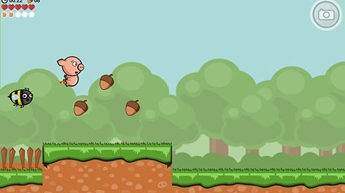Crisp Bacon: Run Pig Run Android Game Image 4