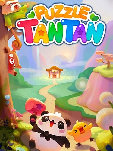Line: Puzzle Tan Tan Android Game Image 1