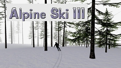 Alpine Ski 3 Android Game Image 1