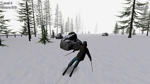Alpine Ski 3 Android Game Image 2
