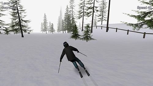 Alpine Ski 3 Android Game Image 3