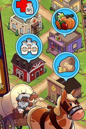Idle Frontier: Tap Town Tycoon Android Game Image 3