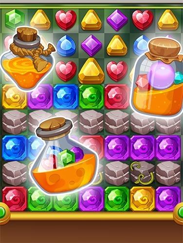 Jewels El Dorado Android Game Image 3