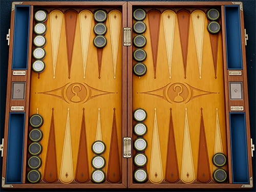 Backgammon Legends Android Game Image 3