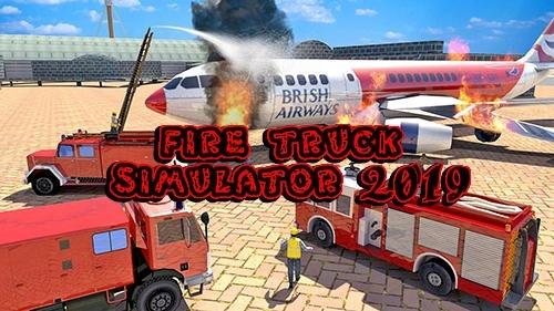 Download Free Android Game Fire Truck Simulator 2019