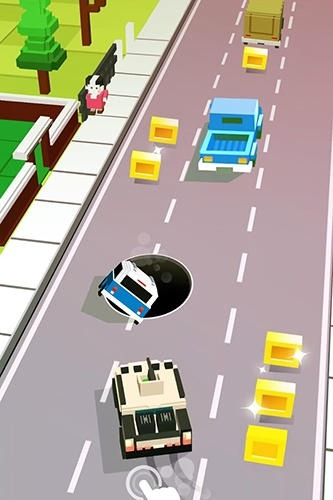 Car.io: Hole Strike Android Game Image 4