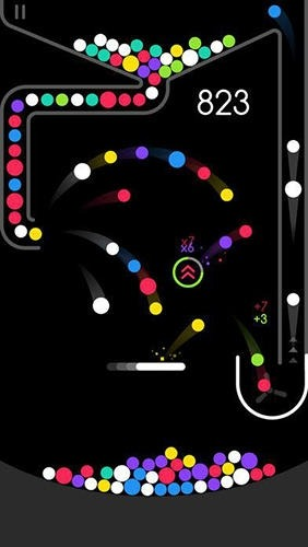 Color Ballz Android Game Image 2