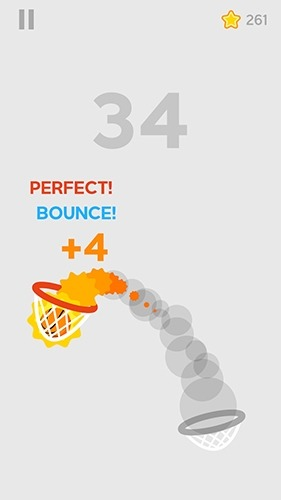 Dunk Shot Android Game Image 3