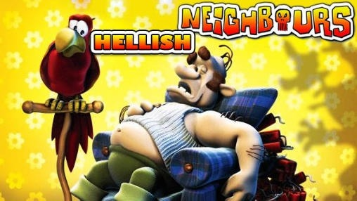 Hellish Neighbours Android Game Image 1