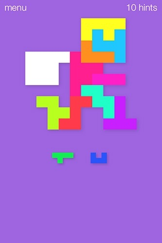 Puzzle Bits Android Game Image 2
