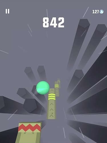 Sky Ball Android Game Image 4
