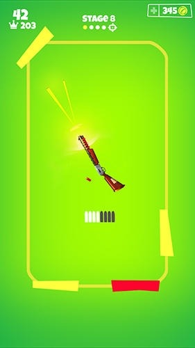 Spinny Gun Android Game Image 3