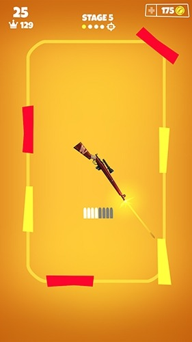 Spinny Gun Android Game Image 4