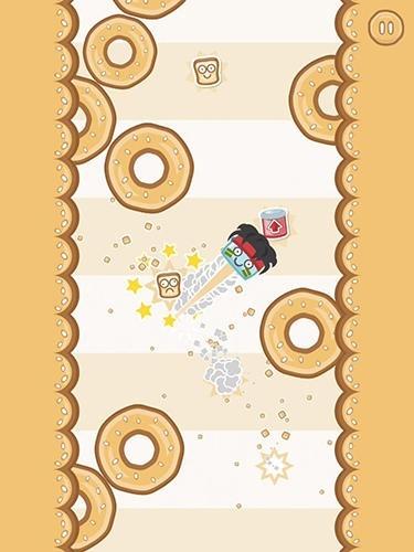 Toaster Dash: Fun Jumping Game Android Game Image 2