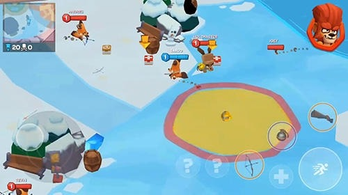 Zooba: Zoo Battle Arena Android Game Image 2