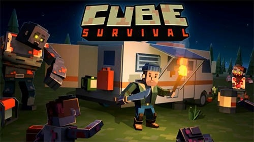 Cube Survival Story Android Game Image 1