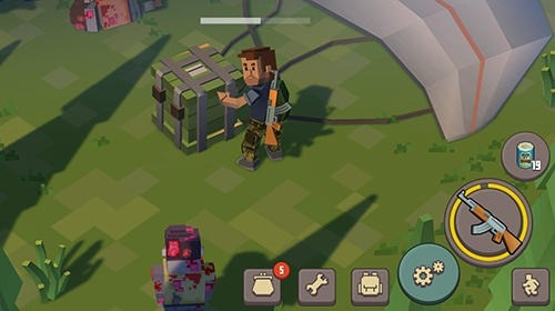 Cube Survival Story Android Game Image 3
