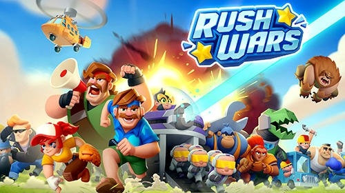 Rush Wars Android Game Image 1