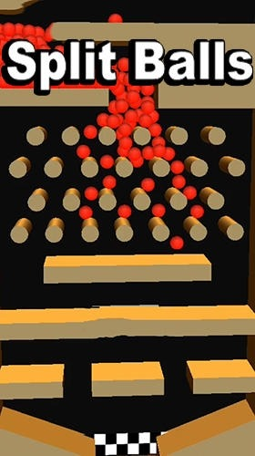 Split Balls 3D Android Game Image 1