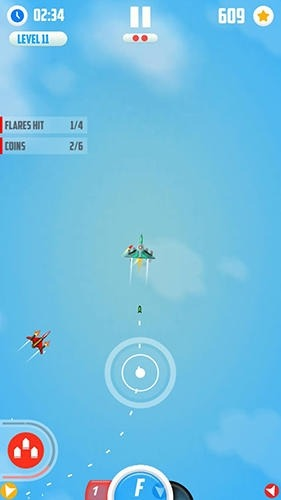 Man Vs Missiles: Combat Android Game Image 3