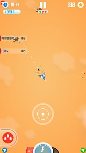 Man Vs Missiles: Combat Android Game Image 4