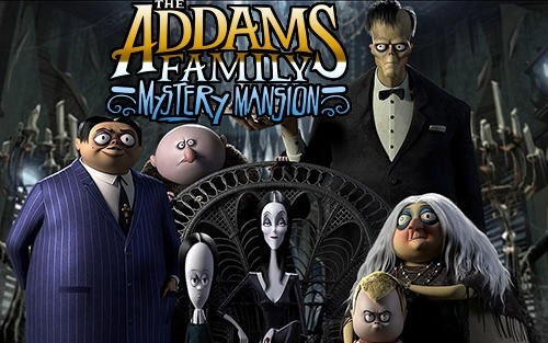 The Addams Family: Mystery Mansion Android Game Image 1