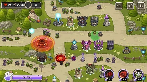 Tower Defense King Android Game Image 2