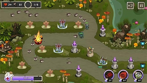 Tower Defense King Android Game Image 3