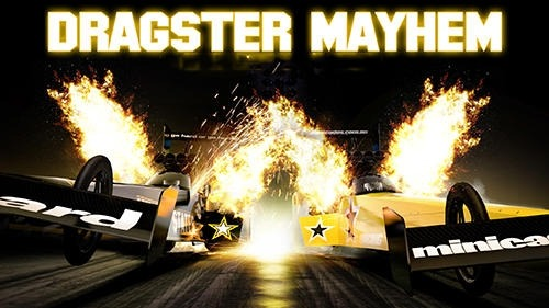Dragster Mayhem: Top Fuel Drag Racing Android Game Image 1