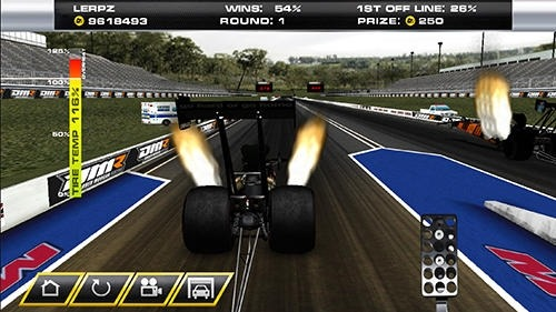 Dragster Mayhem: Top Fuel Drag Racing Android Game Image 3