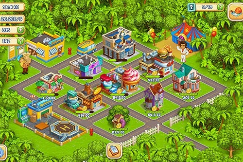 Idle Cartoon City Android Game Image 3
