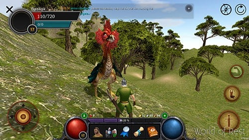 World Of Rest: Online RPG Android Game Image 2
