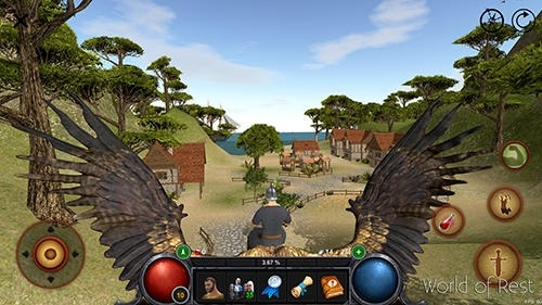 World Of Rest: Online RPG Android Game Image 3
