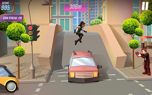 Charlie's Angels: The Game Android Game Image 4