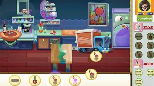Craftory: Idle Factory And Home Design Android Game Image 2