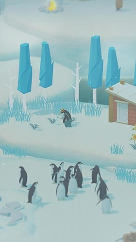 Penguin's Isle Android Game Image 2