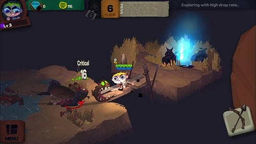 Solo Knight Android Game Image 3