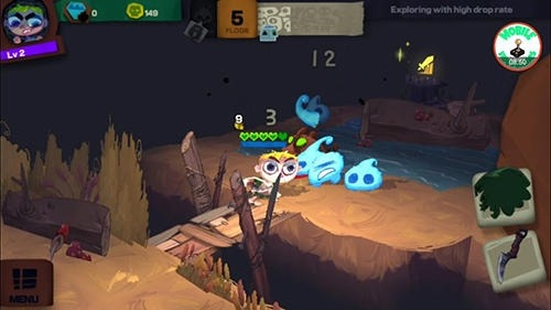 Solo Knight Android Game Image 4