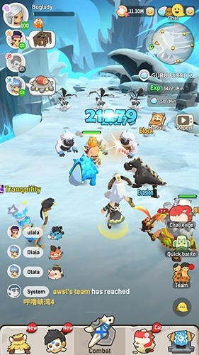Ulala: Idle Adventure Android Game Image 2