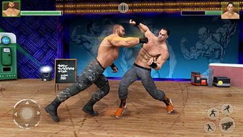 Bodybuilder Fighting Club 2019 Android Game Image 3