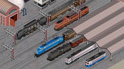 Chicago Train: Idle Transport Tycoon Android Game Image 2