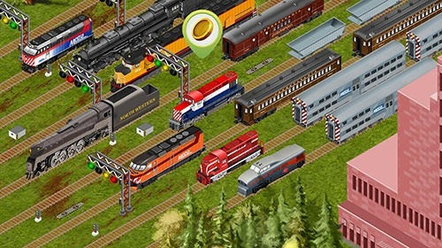 Chicago Train: Idle Transport Tycoon Android Game Image 3