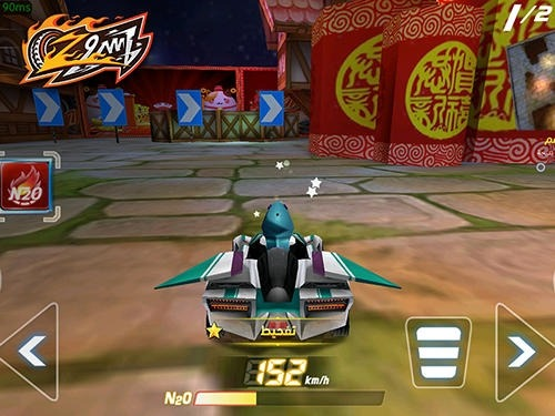 Nitroz Android Game Image 3