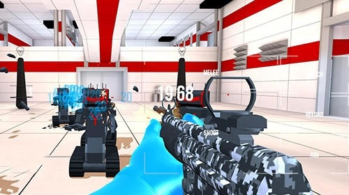 Robots Coop Android Game Image 2