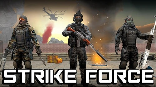 Strike Force Online Android Game Image 1