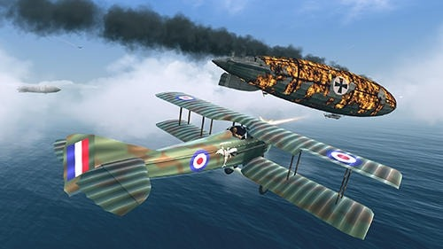 Warplanes: WW1 Sky Aces Android Game Image 2