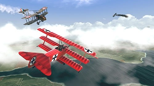 Warplanes: WW1 Sky Aces Android Game Image 3